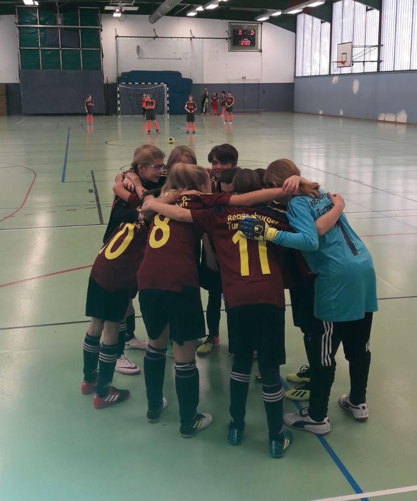 2.Katharinenhof Cup D-Mädchen Mannschaftskreis 17.02.2019